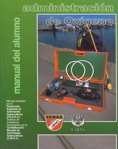 Resultado de imagen de manual administracion oxigeno fedas